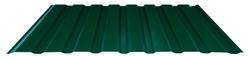 Профнастил МП-20*1100*6000 толщ. 0,45мм RAL6005 (Зелёный мох)