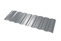 Профнастил МП-20*1100*6000 толщ. 0,45мм RAL7004 (Серый)