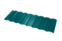 Профнастил МП-20*1100*6000 толщ. 0,45мм RAL5021 (Синяя вода)