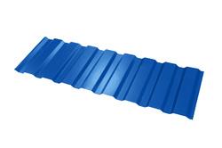 Профнастил МП-20*1100*6000 толщ. 0,45мм RAL5005 (Синий насыщенный)