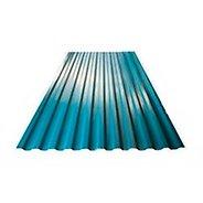 Профнастил С-10*1100*6000 толщ. 0,45мм RAL5021 (Синяя вода)
