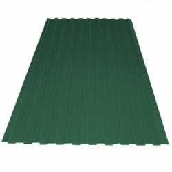 Профнастил С-8*1150*6000 толщ. 0,45мм RAL6005 (Зелёный мох)