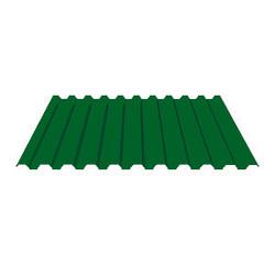 Профнастил С-8*1150*6000 толщ. 0,45мм RAL6002 (Зелёный лист)