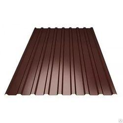 Профнастил С-10*1100*6000 толщ. 0,45мм RAL8017 (Коричневый шоколад)