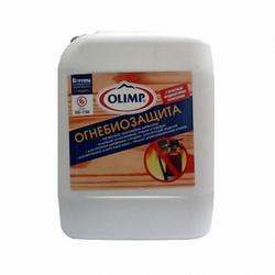 Пропитка огнебиозащита OLIMP I кат. красная, 10 л  12570