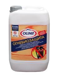 Пропитка огнебиозащита OLIMP I кат. красная, 20 л  12569