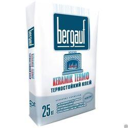 Клей д/керамич. и каф. плитки BERGAUF Keramik 25кг