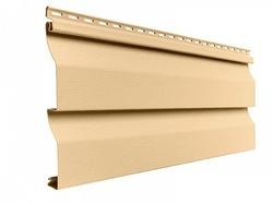 Сайдинг МП СК-14х226 Полиэстер 25мкм 0,45 (RAL 1014 Слоновая кость)