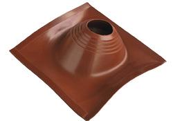 Манжета кровельная профи №1 75-200 мм силикон (коричневый)