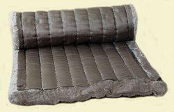 Маты прошивные теплоизоляционные из базальтового супертонкого волокна МП-35 (БСТВ) 1*2*0,05м  (упак 2шт.)