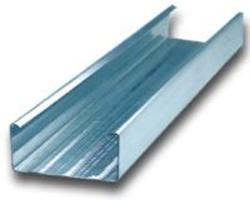 УСИЛЕННЫЙ Профиль направляющий ПН-4 (75*40) 3м 0,5мм