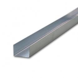 Профиль направляющий ПН-6 (100*40) 3 м.  усиленный 0,5