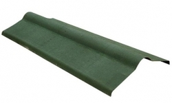 Коньковый элемент ONDULINE зелёный 1.0*0.36м
