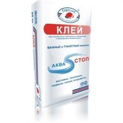 Клей для бассейнов АКВА-СТОП 25 кг