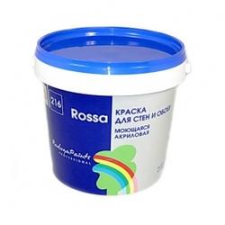 Краска РАДУГА РОСА для стен и обоев акрил (0,9л) С
