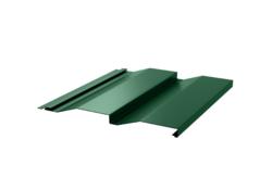 Сайдинг МП СК-14х226 Полиэстер 25мкм 0,45 (RAL 6005 Зелёный мох)