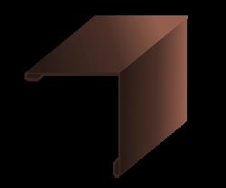 Планка угла наружного 115х115х2000